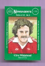 Bristol City Clive Whitehead 9 (JD)